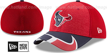 Texans '2017 NFL ONSTAGE FLEX' Hat by New Era