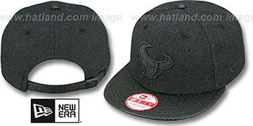 Texans 'MELTON STINGER STRAPBACK' Hat by New Era