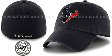 Texans 'NFL FRANCHISE' Navy Hat by 47 Brand