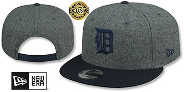 Tigers 1935 COOPERSTOWN REPLICA SNAPBACK Hat by New Era