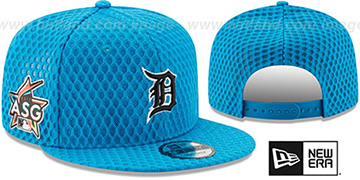Tigers '2017 MLB HOME RUN DERBY SNAPBACK' Blue Hat by New Era