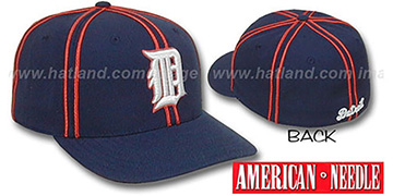 Tigers COOPERSTOWN TRACKSIDE Hat by American Needle