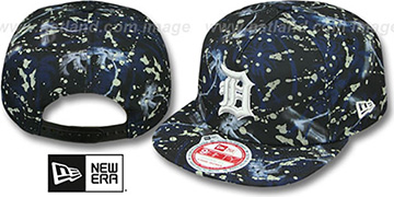 Tigers 'GLOWSPECK SNAPBACK' Hat by New Era