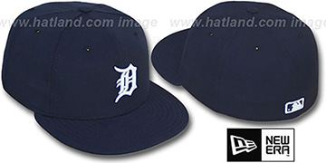 Tigers 'PERFORMANCE HOME' Hat by New Era