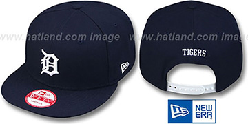 Tigers REPLICA HOME SNAPBACK Hat by New Era