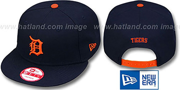 Tigers 'REPLICA ROAD SNAPBACK' Hat by New Era