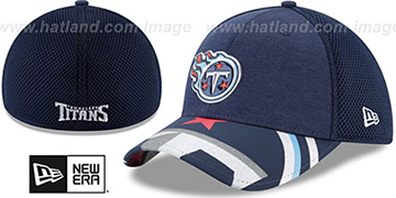 Titans 2017 NFL ONSTAGE FLEX Hat by New Era