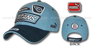 Titans 'RALLY' Hat by Puma