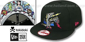 TokiDoki 'ARGENTO SNAPBACK' Hat by New Era
