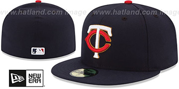 Twins PERFORMANCE ALTERNATE Hat by New Era