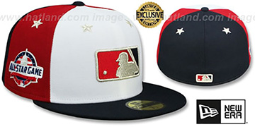Umpire 2018 MLB ALL-STAR GAME Fitted Hat by New Era