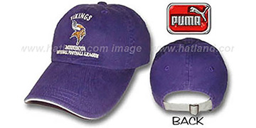 Vikings N-F-L Hat by Puma