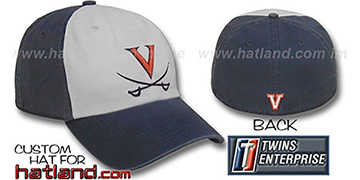 Virginia RETRO 'FRANCHISE' Hat by Twins