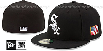 White Sox '2015 STARS-N-STRIPES 911 GAME' Hat by New Era