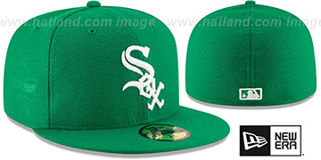 White Sox 2016 'ST PATRICKS DAY' Hat by New Era