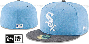 White Sox '2017 FATHERS DAY' Fitted Hat by New Era