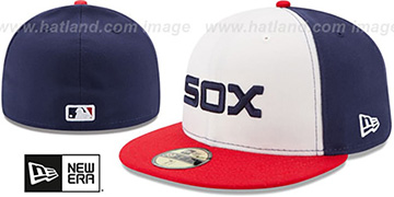 White Sox '2017 ONFIELD ALTERNATE' Hat by New Era