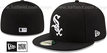 White Sox '2017 ONFIELD GAME' Hat by New Era