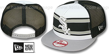 White Sox 'BAND-SLAP SNAPBACK' Hat by New Era