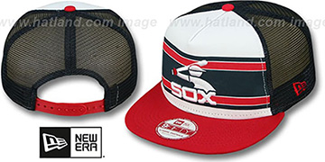 White Sox COOP 'BAND-SLAP SNAPBACK' Hat by New Era
