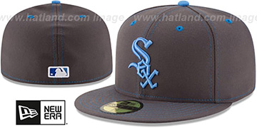 White Sox 'FATHERS DAY' Fitted Hat by New Era