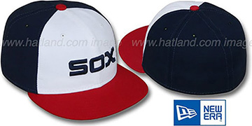 White Sox 'FISK' Hat by New Era