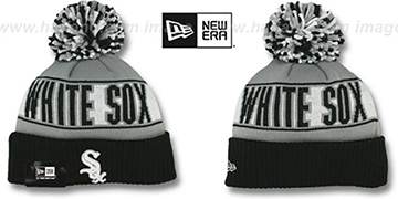 White Sox 'REP-UR-TEAM' Knit Beanie Hat by New Era