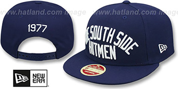 White Sox 'SOUTH SIDE HITMEN CALLOUT SNAPBACK' Hat by New Era