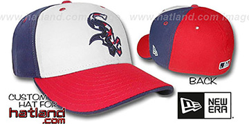 White Sox STARS and STRIPES PINWHEEL Fitted Hat by New Era