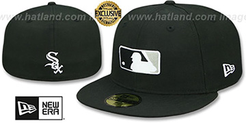 White Sox TEAM MLB UMPIRE Black Hat by New Era