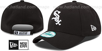 White Sox 'THE-LEAGUE GAME STRAPBACK' Black Hat by New Era