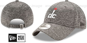 Wizards 'MICRO-TEAM STRAPBACK' Grey Hat by New Era