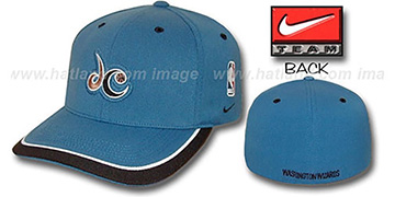 Wizards 'SWINGMAN' Flex Hat by Nike - blue