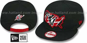 Wizards 'TEAM-INSIDER SNAPBACK' Black Hat by New Era