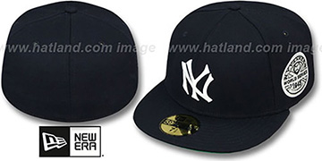 Yankees 1943 'WORLD SERIES CHAMPS' GAME Hat by New Era