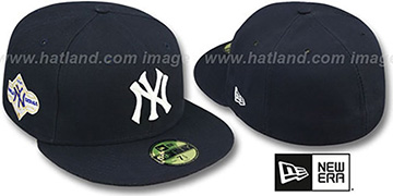 Yankees 1958 WORLD SERIES GAME-2 Hat by New Era