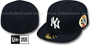 Yankees 1961 'WORLD SERIES CHAMPS' GAME Hat by New Era