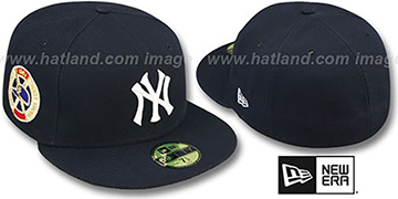 Yankees 1961 'WORLD SERIES GAME'-2 Hat by New Era