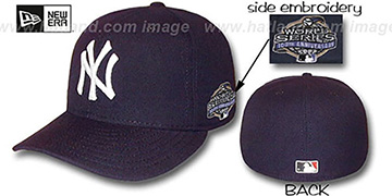 Yankees 2003 'WORLD SERIES' GAME Hat by New Era
