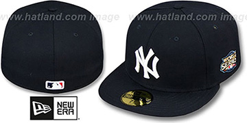 Yankees 2009 'WORLD SERIES CHAMPS GAME' Hat by New Era
