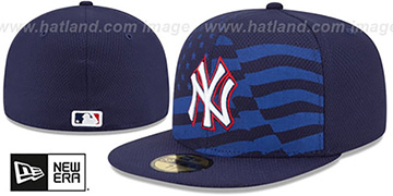Yankees 2015 JULY 4TH STARS N STRIPES Hat by New Era