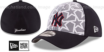 Yankees 2016 JULY 4TH STARS N STRIPES FLEX Hat by New Era