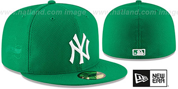 Yankees 2016 ST PATRICKS DAY Hat by New Era