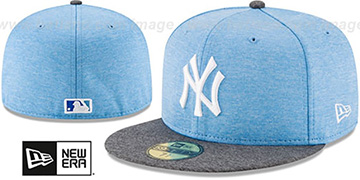Yankees '2017 FATHERS DAY' Fitted Hat by New Era