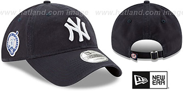 Yankees '2017 JETER CORE-CLASSIC STRAPBACK' Navy Hat by New Era