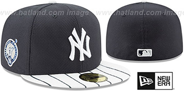 Yankees '2017 JETER DIAMOND ERA GAME' Navy-White Hat by New Era