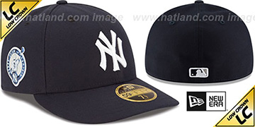 Yankees 2017 JETER LOW-CROWN ONFIELD GAME Hat by New Era