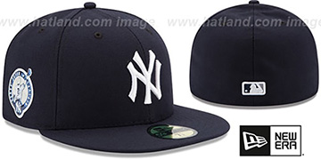 Yankees '2017 JETER ONFIELD GAME' Hat by New Era