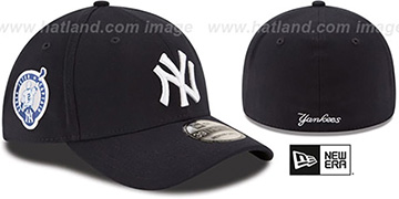 Yankees '2017 JETER TEAM-CLASSIC' Navy Flex Hat by New Era