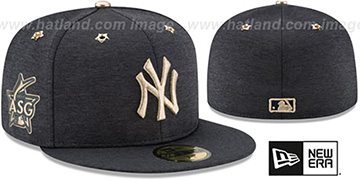 Yankees '2017 MLB ALL-STAR GAME' Fitted Hat by New Era